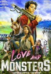 Aşk ve Canavarlar Türkçe Dublaj izle